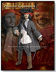 Captain Jack Sparrow by TONNER DOLL COMPANY