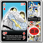 Self Defense Playing Cards by Les Entreprises SynHeme inc.