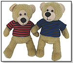 "14"" Plush T-Shirt Bear by HAYES SPECIALTIES CORP."