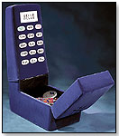 Cell Phone Stash Chair by LUMISOURCE, INC.