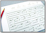 Handwriting Instruction Guide – Transitional Manuscript Lowercase by SCHOOL-RITE
