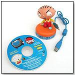 Family Guy Stewie IZMO – USB Interactive Toy by BAZOO GLOBAL LLC