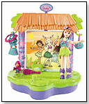Polly Pocket Dance 'n Groove – Hula-Licious Kerstie by MATTEL INC.