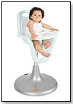 Flair – Pedestal Highchair with Pneumatic Lift by BOON INC.