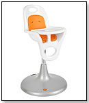 Flair Elite – Pedestal Highchair with Pneumatic Lift by BOON INC.