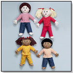 Down Syndrome Dolls by THE CHILDREN