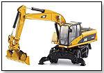 Norscot Scale Models - Cat® M318D Wheel Excavator Model by NORSCOT COLLECTIBLES