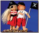 Käthe Kruse Puppen Waldorf Pirate Boy by EUROPLAY CORP.