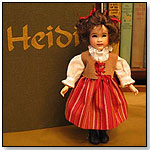 Heidi - from the Lawton Library Collection by THE LAWTON DOLL COMPANY