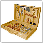 Woodman Concept Carpenter Carry Case by WOODLAND MAGIC IMPORTS