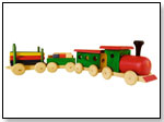 Woodman Concept Train With Wagons by WOODLAND MAGIC IMPORTS