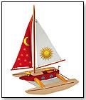 Woodman Concept Catamaran Boat by WOODLAND MAGIC IMPORTS