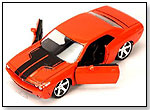 Jada Toys Dub City – 2006 Dodge Challenger Concept Hard Top 91458QI by TOY WONDERS INC.