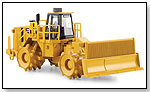 Norscot Scale Models - Cat® 836H Landfill Compactor by NORSCOT COLLECTIBLES