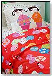 Lantern Festival Bedding by KUKUNEST