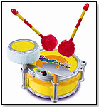 Doodlebops Drum Set by iTOYS INC.