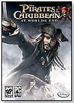Pirates of the Caribbean: At World's End PC Game by DISNEY