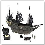 Black Pearl Remote Control Pirate Ship by DISNEY