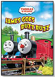 Thomas & Friends: James Goes Buzz Buzz by HIT ENTERTAINMENT