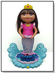 Sparkle and Twirl Mermaid Dora by FISHER-PRICE INC.