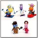 The Backyardigans Action Wind Ups by IMPERIAL TOY LLC