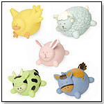 Little Squirts Bathtub Toys by MUD PIE