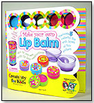 Make Your Own Lip Balm by CREATIVITY FOR KIDS