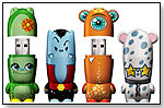 Mimobot Art Toy USB Flash Drives – Core Series 2 by MIMOCO INC.
