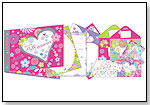 B*Tween Productions - Very Pink BFF Stationery Set by BEACON STREET GIRLS