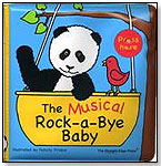 Rock-a-Bye Baby Musical Rub a Dub™ Book by THE STRAIGHT EDGE INC.