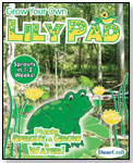 Grow Your Own Lily Pad by DUNECRAFT INC.
