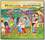 Brazilian Playground by PUTUMAYO KIDS