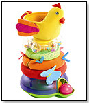 Musical Stack & Ball Game – Friendly Chicken by TINY LOVE