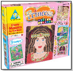 Sticky Mosaics - Princess by THE ORB FACTORY LIMITED