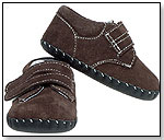Ethan – Chocolate Brown Suede by PEDIPED