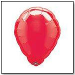 "18"" Mylar Teardrop Balloon by MISTER BALLOON"