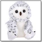 Shining Stars - Snowy Owl by RUSS BERRIE