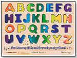 Alphabet Sound Puzzle I by MELISSA & DOUG