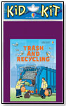 "Trash and Recycling ""Paper Making"" Kid Kit by EDC"