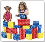 ImagiBRICKS™ Giant Building Blocks 24pc Basic Set by SMART MONKEY TOYS