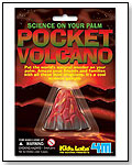 Pocket Volcano by TOYSMITH