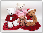 The Cheesecake Factory by HERRINGTON TEDDY BEAR COMPANY