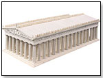 The Parthenon by PAPERLANDMARKS