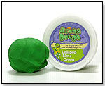 Aroma Dough - Lollipop Lime Green by AROMA DOUGH, INC.
