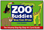 Zoo Buddies You Can Draw: The Amazing Step-by-Step Art Card Studio by STERLING PUBLISHING CO.