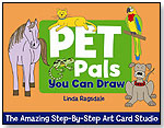 Pet Pals You Can Draw: The Amazing Step-by-Step Art Card Studio by STERLING PUBLISHING CO.