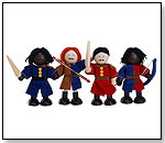 Medieval Soldier Doll Set by TOP SHELF HOLDINGS LLC
