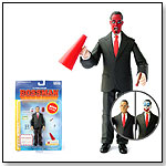 BossMan Action Figure (Clown / Devil Version) by HAPPY WORKER INC.