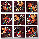 Guitars Scramble Squares® 9-Piece Puzzle by b. dazzle, inc.