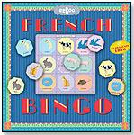French Bingo by eeBoo corp.